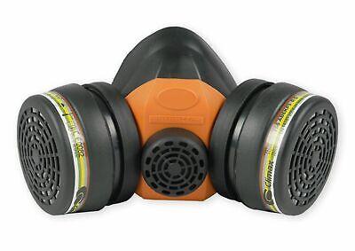 Schutzmaske Atemmaske 2 Kombi Filter Schutz vor Gasen und Dämpfen ABEKI-P3 D