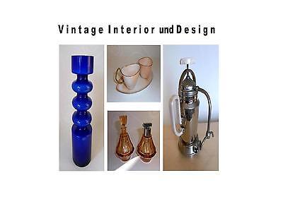 Vintage Interior und Design