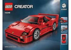 Lego Ferrari F40 10248 Hornsby Hornsby Area Preview