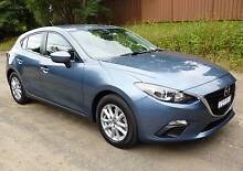 2015 Mazda 3 Hatchback Auto 2.0 Ltr AS NEW Only 11,800 kms North Parramatta Parramatta Area Preview