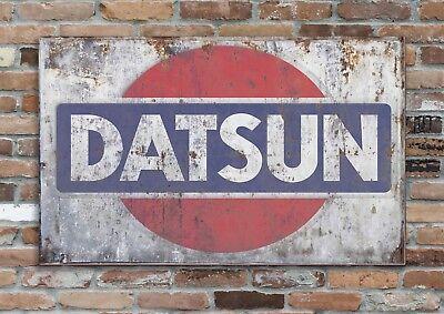 DATSUN (#2) 10x8