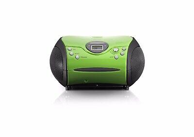 Tragbares Stereo Radio mit CD-Player | Lenco SCD-24 grün online kaufen