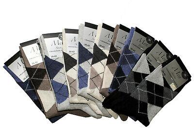 10 Paar Deutsche Qualität Baumwollmischung Herren Socken ohne Gummidruck 6533