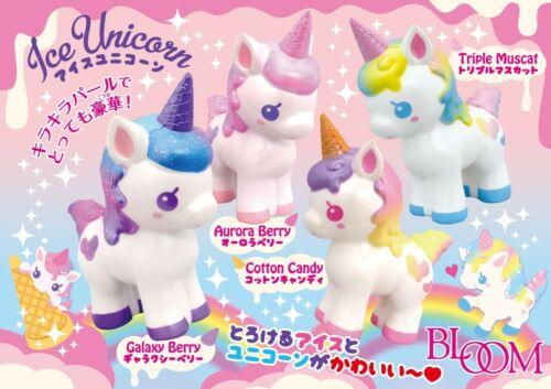 IBloom Ice Unicorn Squeeze Toy