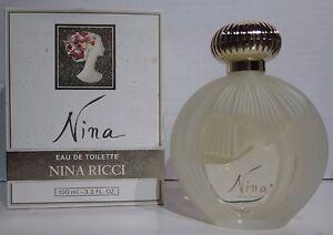 NINA-by-Nina-Ricci-100ml-EDT-EAU-DE-TOILETTE-NUOVO