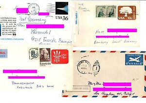 ** USA, 30 Stationery covers and cards, used and unused- 							 							mostra il titolo originale - Italia - ** USA, 30 Stationery covers and cards, used and unused- 							 							mostra il titolo originale - Italia