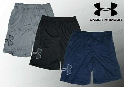 Mens Under Armour Loose Fit Heatgear Shorts Gym Fit Running Sports S M L XL XXL