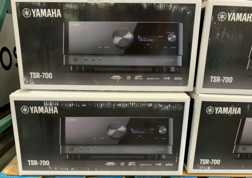 Yamaha TSR-700 7.2 Channel Dolby Atmos DTS Network AV Receiver