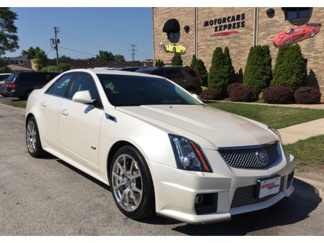 Image 1 of Cadillac: CTS V 6.2L…