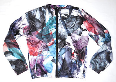 Women's PUMA x HUSSEIN CHALAYAN UM Windbreaker Multicolor size M $120