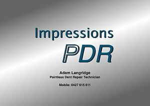 Impressions Paintless Dent Repair Gold Coast Region Preview
