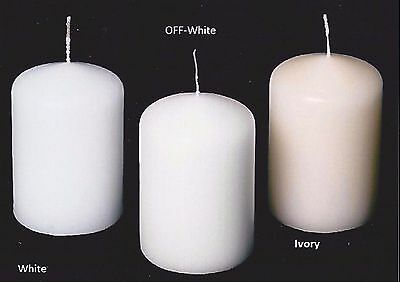 1 2  X 3  3 Colors To Choose From U Choose Unscented 20 Plus Hour Burn Usa Made
