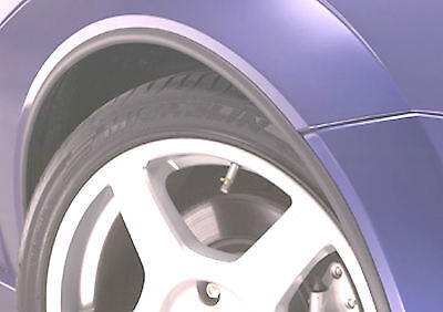 E-Tech Wheel Arch Guard Protector BLACK 5M Car Van Self Adhesive sent Signed For
