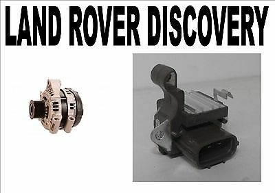 NEW DENSO ALTERNATOR REGULATOR FOR LAND ROVER DISCOVERY 27 DIESEL 2004 2008