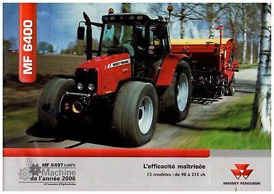 Tractor Manuals & Publications Original Massey Ferguson 738 Tiller Instruction Book 819022m1 Manual