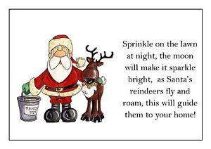 63-Reindeer-food-d1-xmas-christmas-stickers-labels-fete-great-money ...