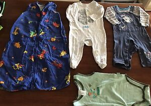 Baby boy clothes around  4-7 months Currambine Joondalup Area Preview