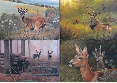 Pop Art Duane Hanson Postkarten Set Hyperrealismus Moderne 9 Kunst Karten