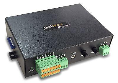 (Eletech EM-212A 12-trigger MP3 Audio Player Sound Box Message Repeater)