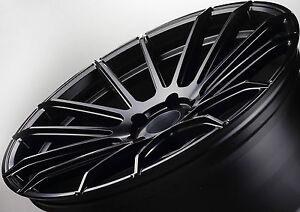 4 x 22 inch OC001 NEW BLACK WHEELS HOLDEN FORD  AUDI Range Rover JEEP VW VE VF