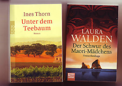 Laura Walden, Thorn 2 Neuseeland Australien Schwur Maori Mädchen Teebaum