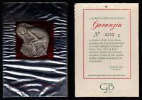 Emilio Greco Fior Da Fiore Bassorilievo Medaglia In Lega Metallica Giulio Bono -  - ebay.it