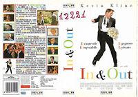 In & Out (1997) Vhs Ex Noleggio -  - ebay.it