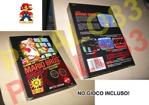 SUPER-MARIO-BROS-NES-NINTENDO-NES-ITA-BOX-REPRODUCTION-LEGGI-DESCRIZ