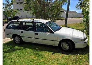 1996 Holden Commodore Wagon Collaroy Manly Area Preview