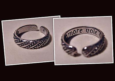 Museums Replik Tudor Amore vole fe Ring der Liebenden Schottland 1558 Replica