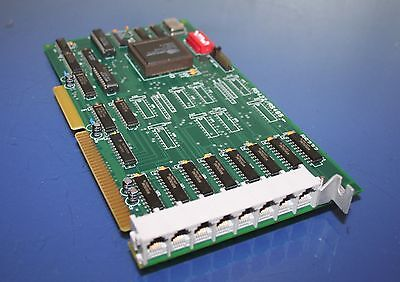 Thermo Finnigan Lcq Mass Spectrometer Network Rs422rs485 Rs232 Board Pcb 8 Port