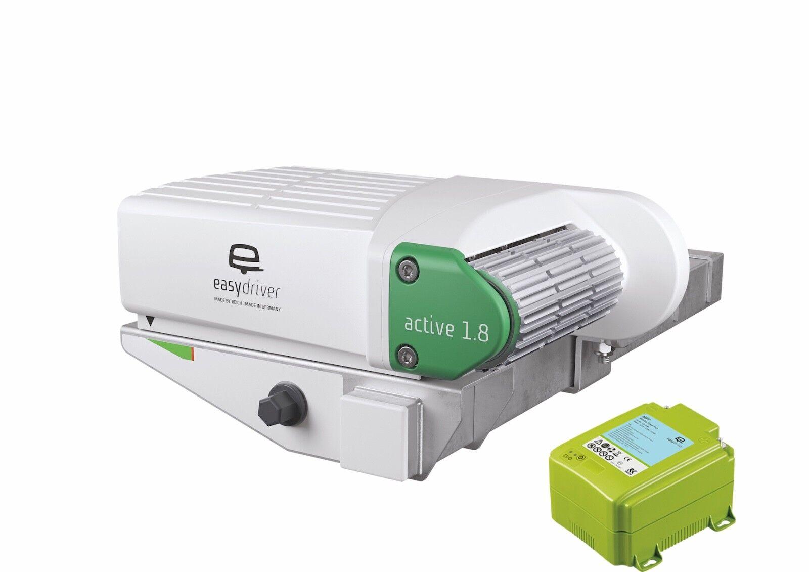 EASYDRIVER Active 1.8 + MPP Lithium Akku Rangierhilfe W…  