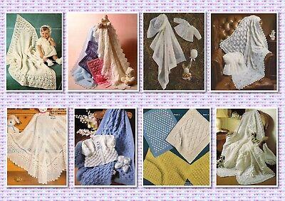 Винтажные 100+ Vintage Baby BLANKETS &