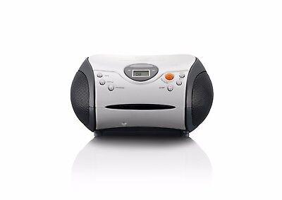 Tragbares Stereo Radio mit CD-Player | Lenco SCD-24 weiß online kaufen