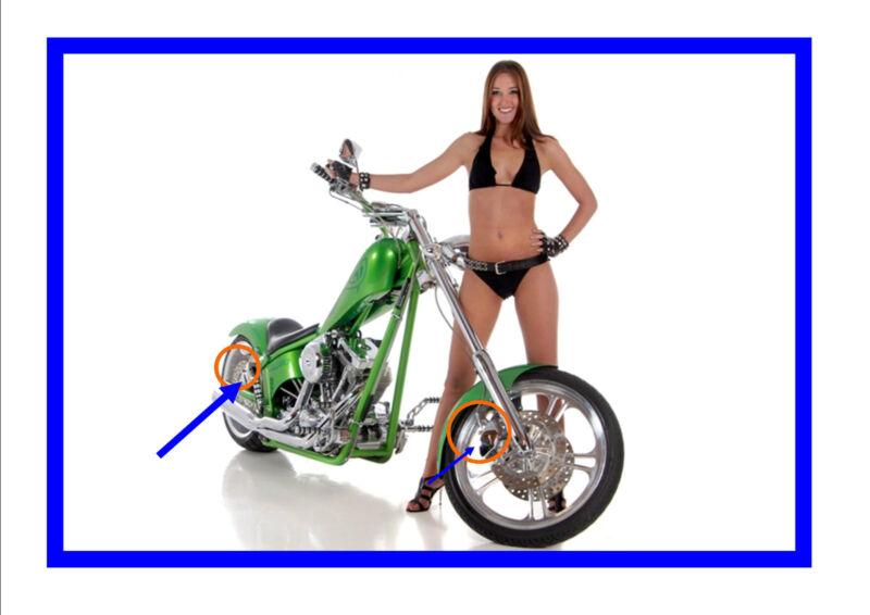 American Ironhorse Texas Chopper Ebay