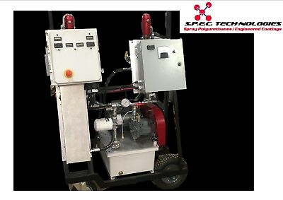Most Accurate Spray Foam Equipment New Design Hydraulic We Are The Manufacture
