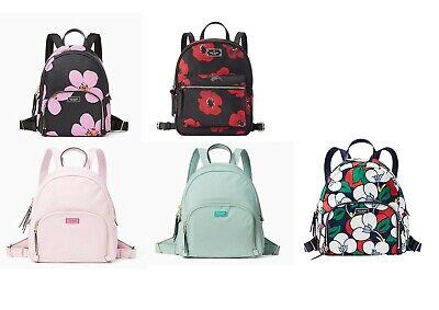 🌸Kate Spade Dawn Medium Backpack Wilson road small Bradley laptop bag satchel