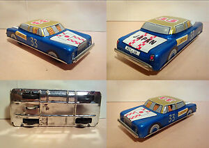 TIN-TOY-AUTO-JAPAN-REF-38-A-FRIZIONE-MADE-IN-JAPAN