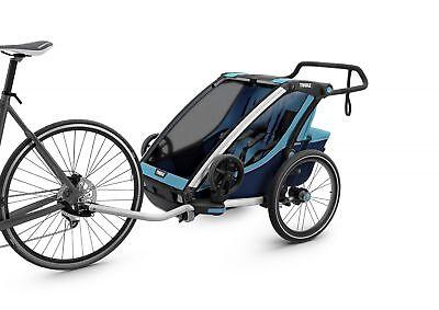 Thule Remolque Bicicleta Chariot Cross 2 para 2 Niños Modelo 2020