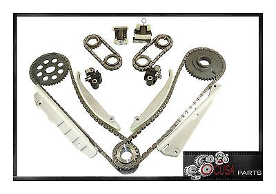 New Engine Timing Chain Kit For Lincoln Aviator 2003 2005  V8  281Ci  4 6L