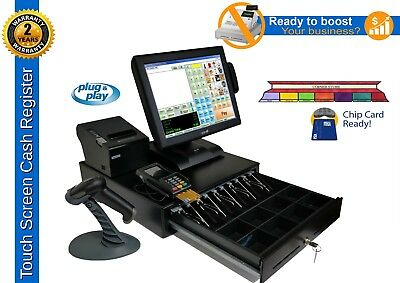 Corner Store Pos Retail All-in-one Station Complete New