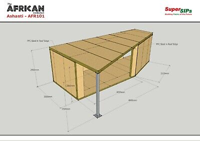 Structually Insulated Panels (SIP's) DIY Designs/Drawings