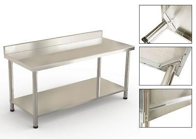 60 X 24 Stainless Steel Work Table Kitchenbarrestaurantlaundry Commercial