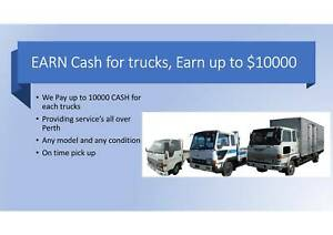 We Pay Cash For Truck Landsdale Wanneroo Area Preview