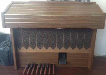 Kawai Electric Organ And Original Stool Parramatta Parramatta Area Preview