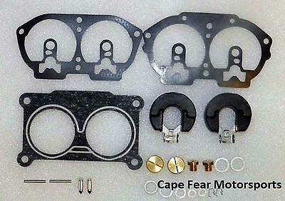 Used, Yamaha 115 130 150 175 225 Carburetor Kit with Floats Carb 64D-W0093-00-00, 06 for sale  Wilmington