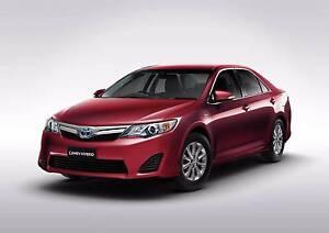 Uber Rental 2015 Toyota Camry Hybrid Sydney City Inner Sydney Preview