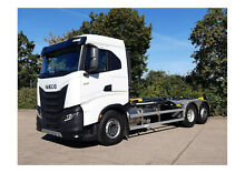 Iveco Iveco AS280X4Y-PSON Abrollkipper PalfingerPHT20
