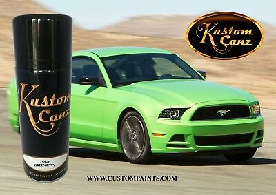 1 X 12Oz Aerosol Of Green Envy Ford Paint   Automotive Paint  Hok  Ppg  Dupont