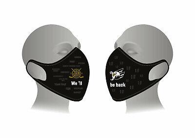 Mund - Nasen Schutz Maske der Jung Adler Mannheim #1